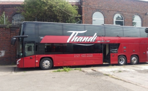 Thandi coaches