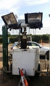 Light tower (plant hire)