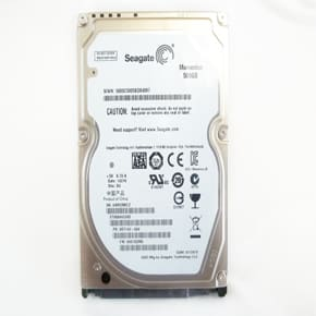 500GB 2.5 inch Hard Drive