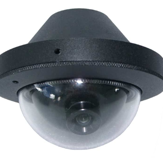 Mini Vehicle IR Dome Camera