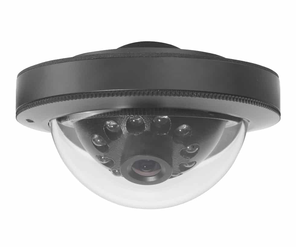 Metal Dome Camera- IP67