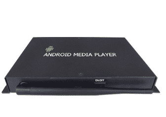 Android media box player