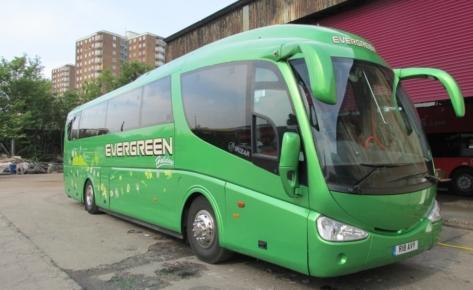 Evergreen coaches