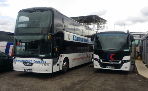 Commonwealth coaches